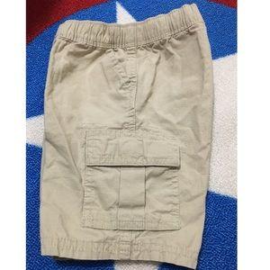 Toddler boys 4 pocket cargo shorts